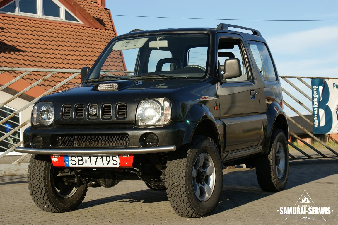 Jimny City Explorer