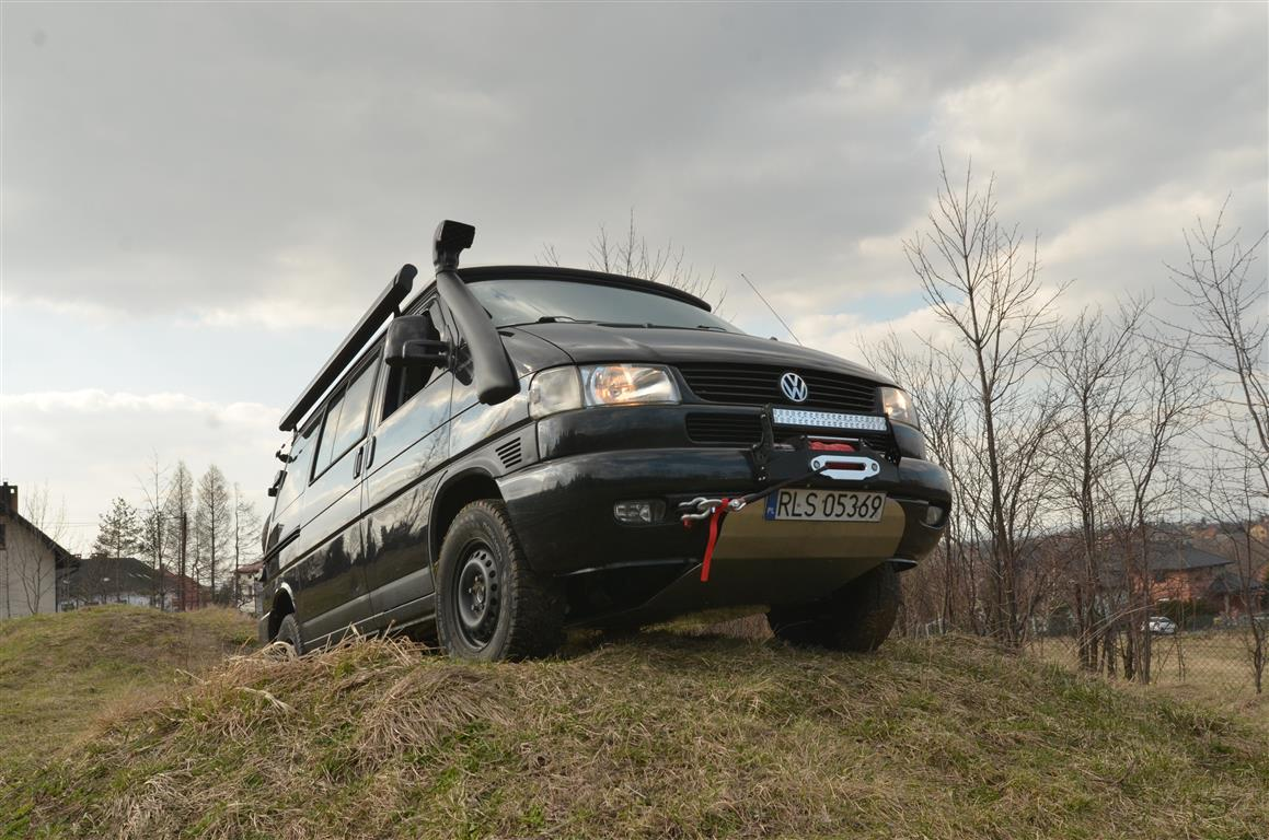 Volkswagen T4 Syncro Expedition